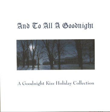 Christmas songs CD, And To All A Goodnight