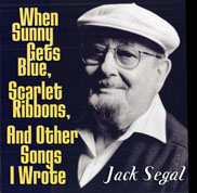 Jack Segal's CD album